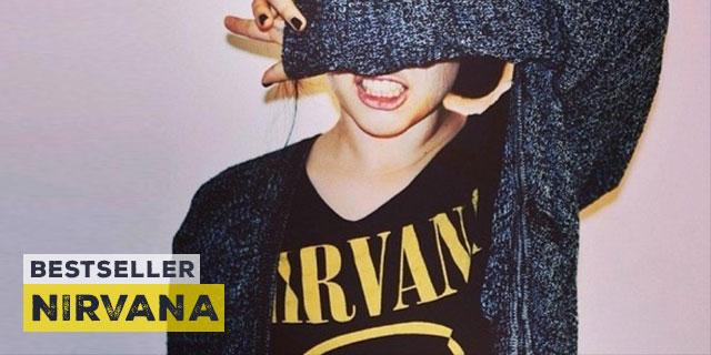 Tricouri cu formatii - Nirvana