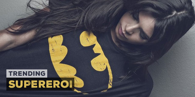 Tricouri cu supereroi - Batman, Superman, Spiderman