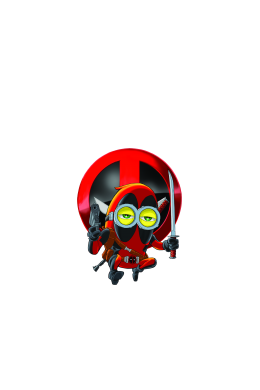 Deadpool Despicable Minion,