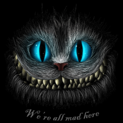 Cheshire cat - Alice in tara  minunilor