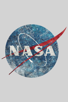 NASA Space Agency Ultra-Vintage ,