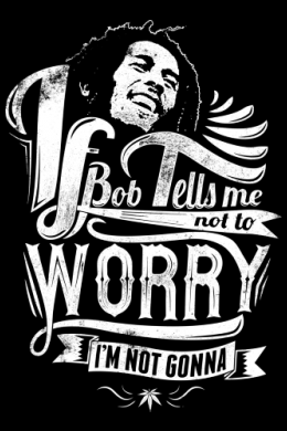 Bob Marley - No worry,