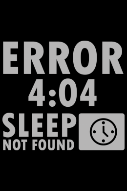 Error 4:04 - Sleep not found,