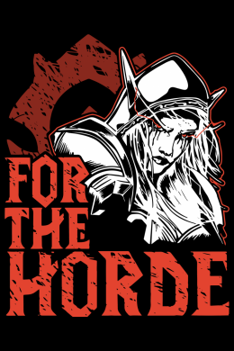 For the horde viking t-shirts,