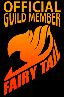 Official guild member of Fairy tail,