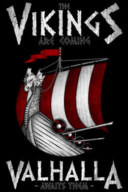 Vikings are coming!,