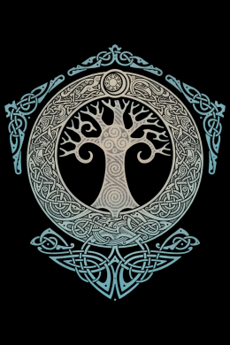 YGGDRASIL.TREE OF LIFE.,