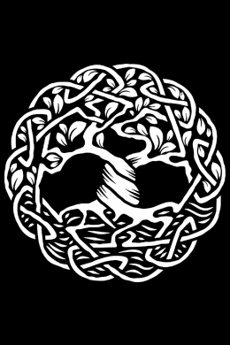 Yggdrasil Tree of Life Norse Odin Viking Ragnarok Thor Viking norway,