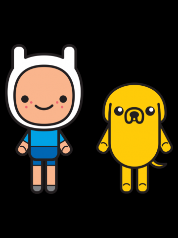 48 Adventure Time