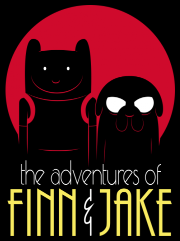 Adventures of Finn and Jake