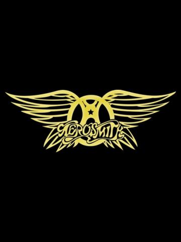 Aerosmit - Yellow Logo