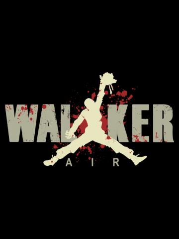 Air Walker Walking Dead