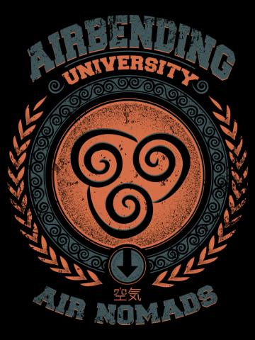 Airbending university ALT-0