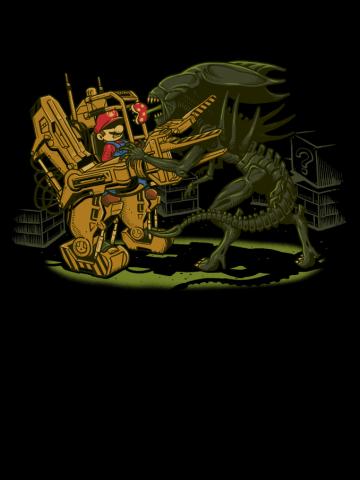 Alien Fighting