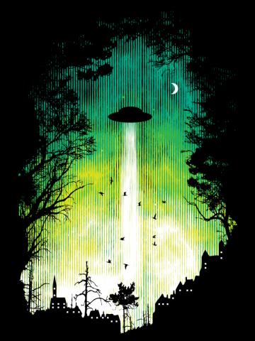 Alienation Radiation