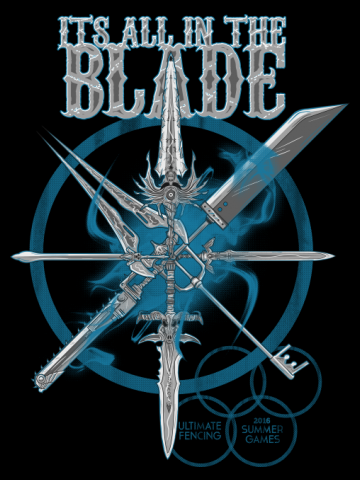 All In The Blade