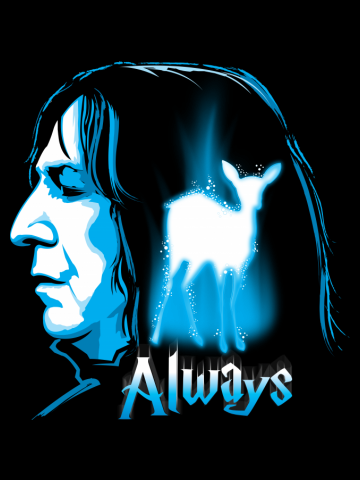 Always Protector (Snape)