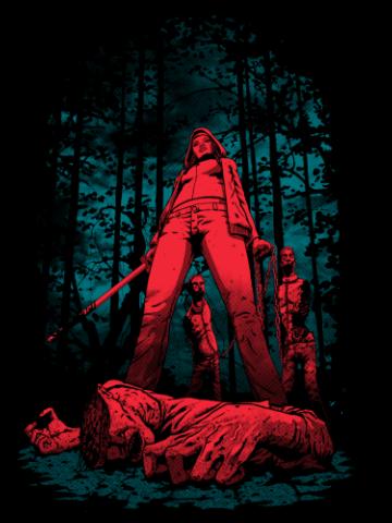 Amazing Michonne - The walking dead