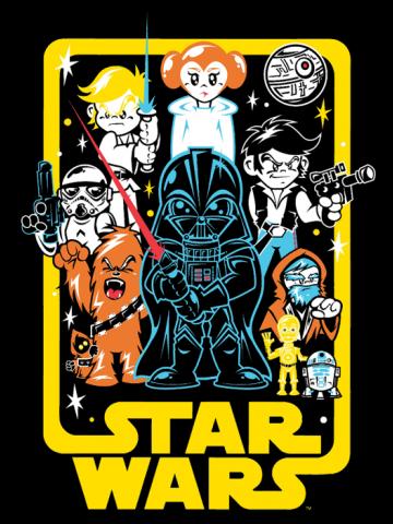 Animated - Star Wars