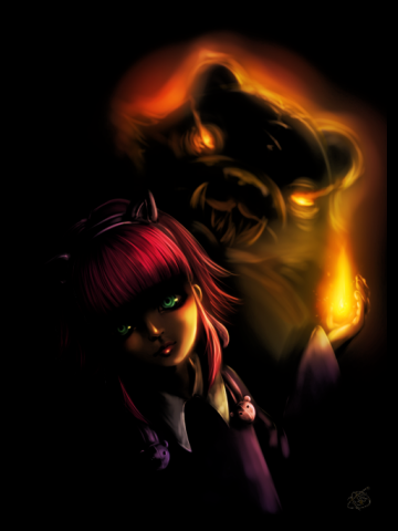 Annie and Tibber - League of Legends