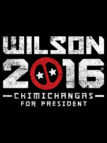 Another Wilson 2016, This Time It's Chimichangas