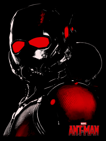 Ant-Man Eyes