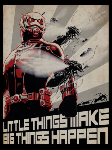Ant-Man Propaganda