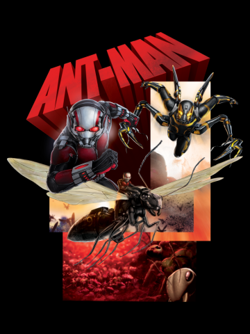 Ant-Man Rides