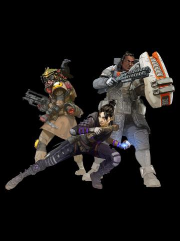 Apex Legends Pose