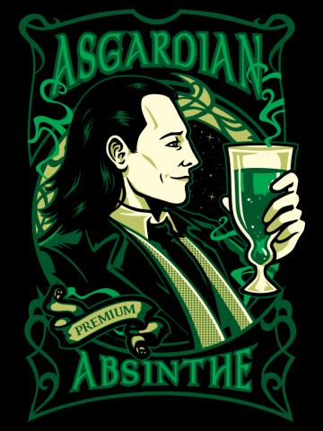 Asgardian Absinthe