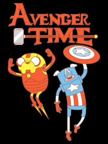 Avenger Time - Civil War
