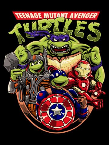 Avenger Turtles