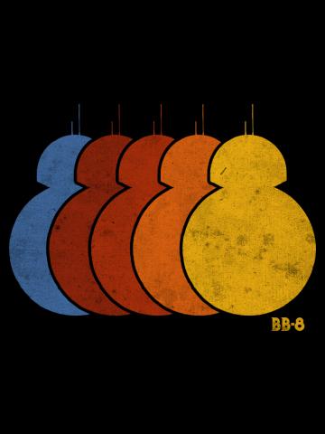 BB-8 Rainbow