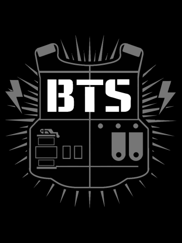 BTS - Band Logo