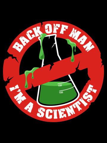 Back Off Man!