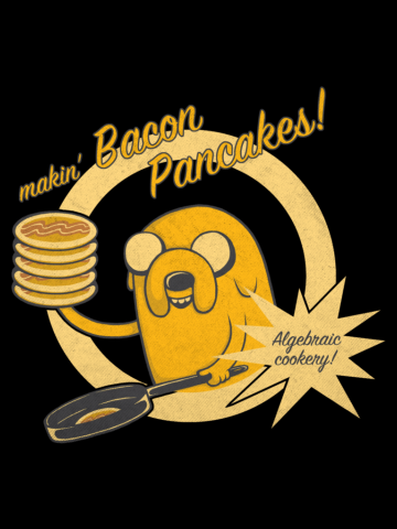 Bacon Pancakes Time - Adventure Time