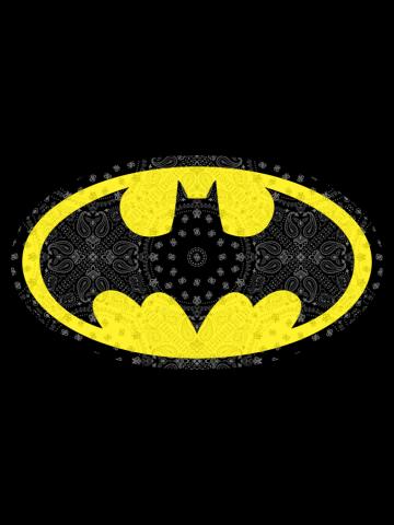 Bandana Bat Signal