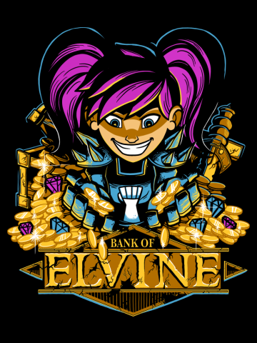 Bank of Elvine Dark