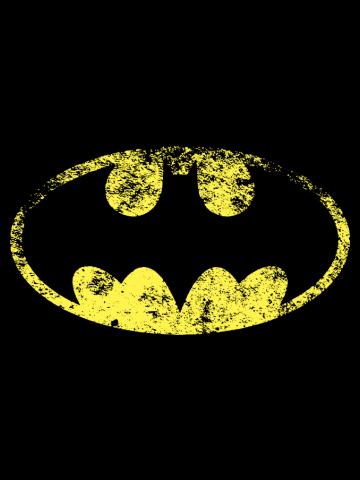 Batman - Grunge Logo