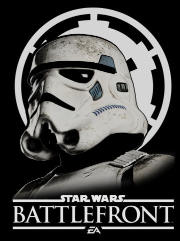 Battlefront Stormtrooper