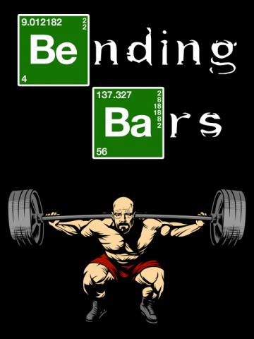 Bending Bars Walter White Gym Motivation