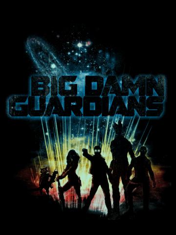 Big Damn Guardians