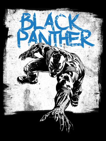 Black Panther Reaches Out