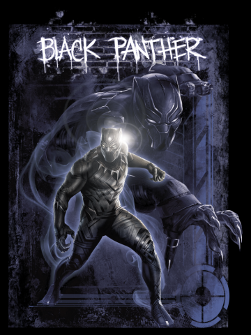 Black Panther Strikes