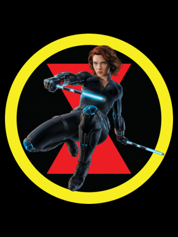 Black Widow Heroes 1