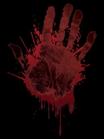 Blood Hand1