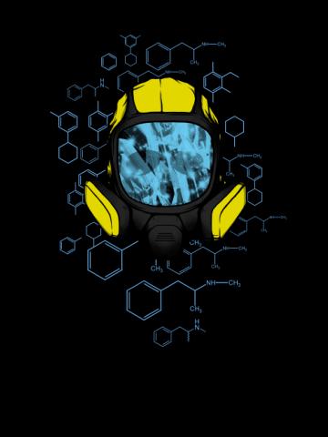 Blue Crystalline