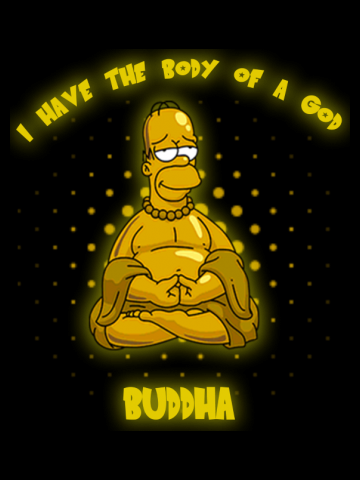 Body of Buddha