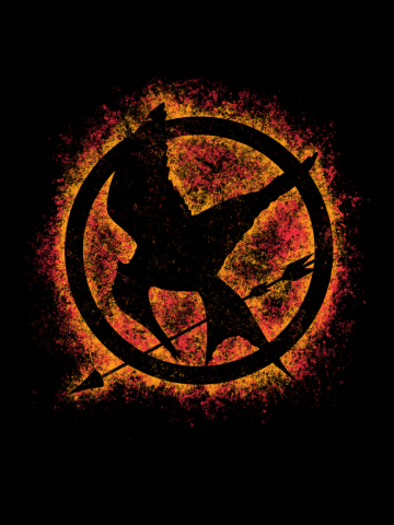Burning Mockingjay