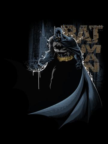 Caped Crusader Batman
